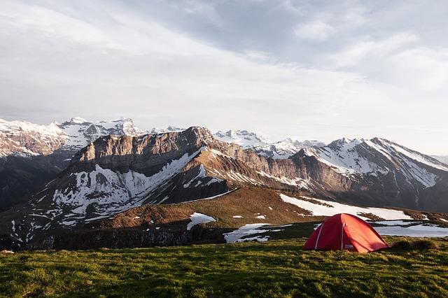 stan v horách