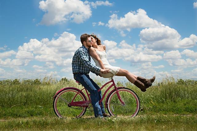 vozit ženu na kole
