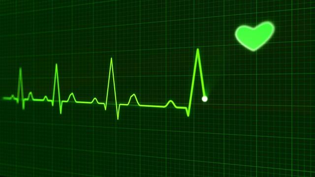 pulz srdce