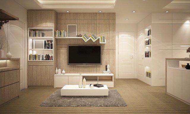 moderní bytové zařízení
